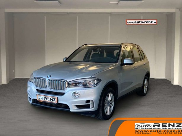 BMW X5 xDrive40e, Led, AHK, Navi, Rückfahrkamera, … bei Auto Renz e.U. Inhaber Leopold Renz in