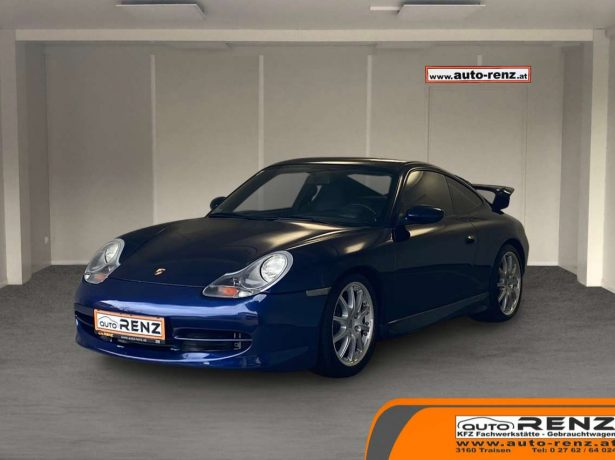 Porsche 996 911 Carrera Coupé bei Auto Renz e.U. Inhaber Leopold Renz in