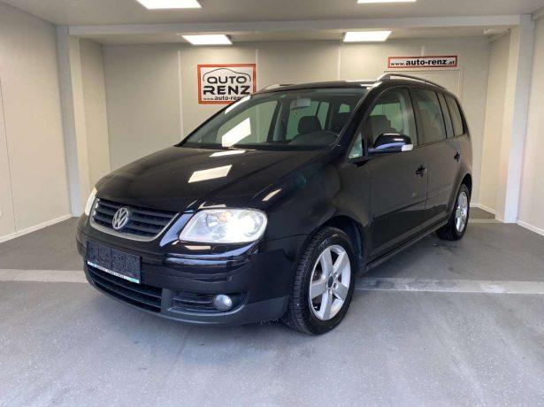 Volkswagen Touran Family 1,9 TDI DSG DPF bei Auto Renz e.U. Inhaber Leopold Renz in