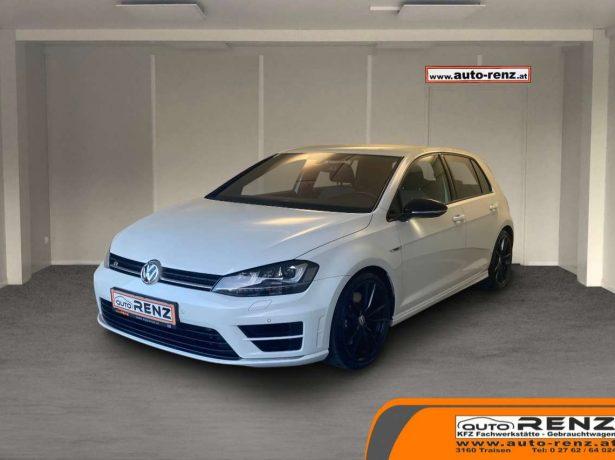 Volkswagen Golf R 380PS Optimierung! Remus Anlage! bei Auto Renz e.U. Inhaber Leopold Renz in