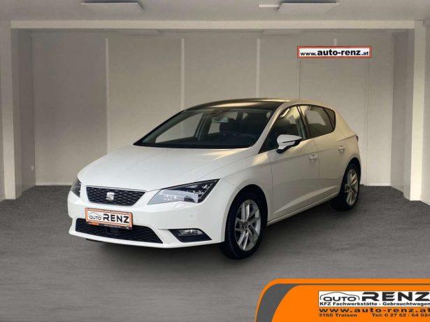SEAT Leon Executive 2,0 TDI CR DSG Top Ausst. bei Auto Renz e.U. Inhaber Leopold Renz in