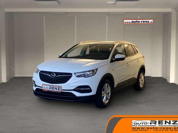 Opel Grandland X Edition bei Auto Renz e.U. Inhaber Leopold Renz in