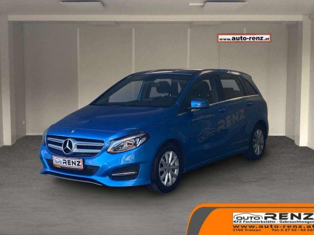 Mercedes-Benz B 180 CDI A-Edition Plus bei Auto Renz e.U. Inhaber Leopold Renz in