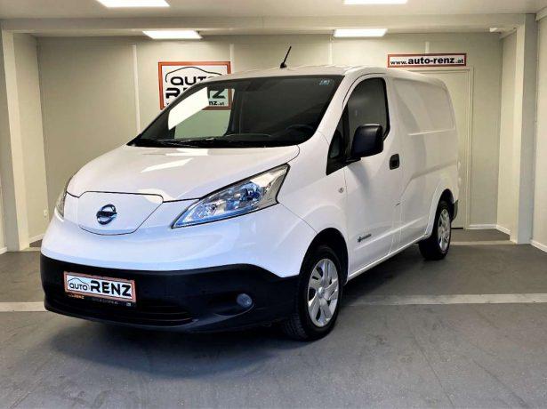 Nissan E-NV200 Kombi Premium (mit Batterie) bei Auto Renz e.U. Inhaber Leopold Renz in