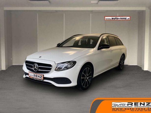 Mercedes-Benz E 220 d T Avantgarde Aut., High Performance LED, Navi, bei Auto Renz e.U. Inhaber Leopold Renz in