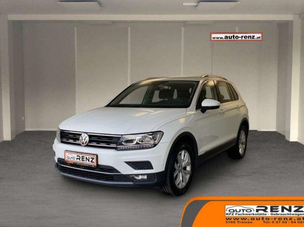 Volkswagen Tiguan 4Motion Highline DSG, Head-up Display, AHK, LED, bei Auto Renz e.U. Inhaber Leopold Renz in