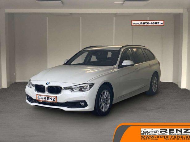 BMW 318 Touring Advantage Aut., M-Lenkrad, Navi, LED, bei Auto Renz e.U. Inhaber Leopold Renz in