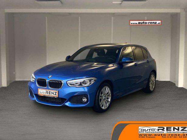 BMW 118 1er-Reihe Diesel Allrad (F20)  xDrive, M Sport bei Auto Renz e.U. Inhaber Leopold Renz in