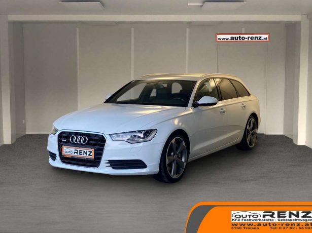 Audi A6 Avant 3,0 TDI quattro Matrix LED Standheizung bei Auto Renz e.U. Inhaber Leopold Renz in