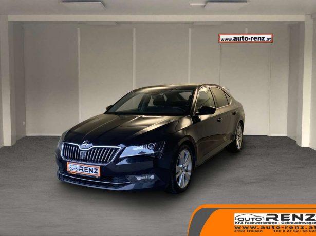 Skoda Superb Style Lim. Navi, Sportfahrwerk, Smart-Link, bei Auto Renz e.U. Inhaber Leopold Renz in
