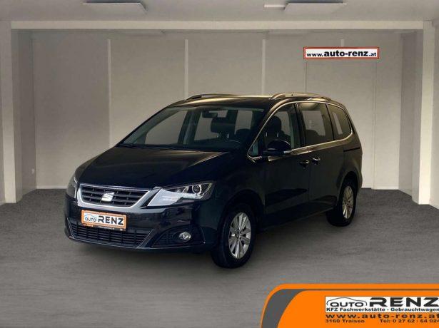 SEAT Alhambra Executive 2,0 TDI CR bei Auto Renz e.U. Inhaber Leopold Renz in
