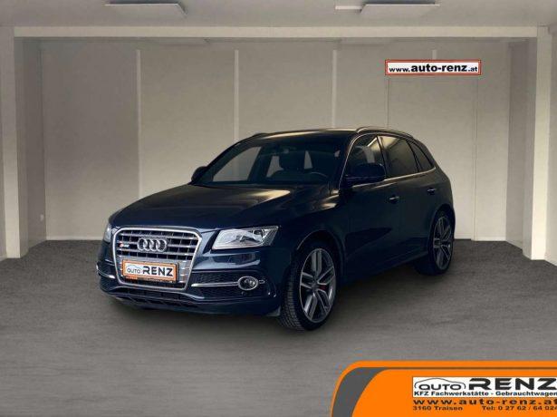 Audi SQ5 3,0 TDI competition quattro Tiptronic bei Auto Renz e.U. Inhaber Leopold Renz in