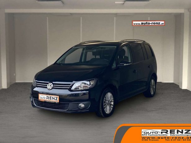 Volkswagen Touran Karat 1,6 DSG bei Auto Renz e.U. Inhaber Leopold Renz in