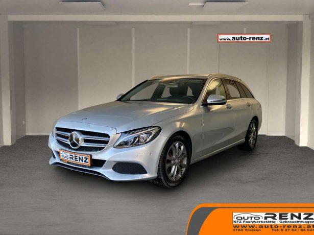 Mercedes-Benz C 300 Avantgarde, Hybrid Diesel,Head-up, LED, Navi, bei Auto Renz e.U. Inhaber Leopold Renz in