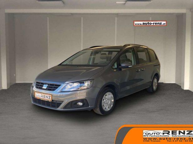 SEAT Alhambra Reference 2,0 TDI bei Auto Renz e.U. Inhaber Leopold Renz in