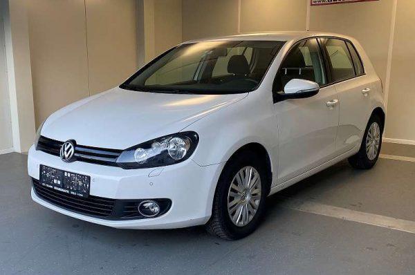 Volkswagen Golf Trendline 1,6 TDI DPF bei Auto Renz e.U. Inhaber Leopold Renz in
