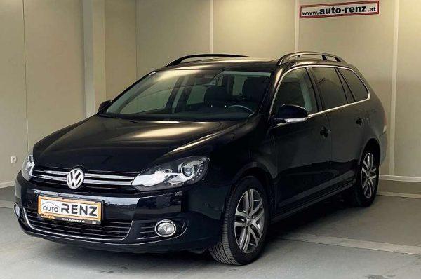 Volkswagen Golf Variant Sky 1,6 TDI DPF DSG bei Auto Renz e.U. Inhaber Leopold Renz in