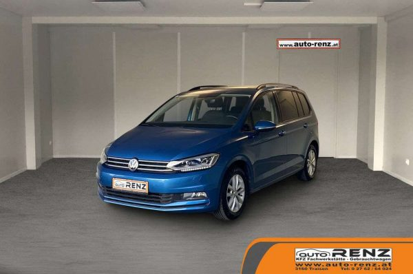 Volkswagen Touran Touran, LED, Massagesitze, AHK, ACC, … bei Auto Renz e.U. Inhaber Leopold Renz in