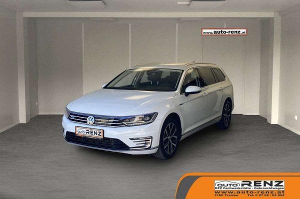 Volkswagen Passat GTE bei Auto Renz e.U. Inhaber Leopold Renz in