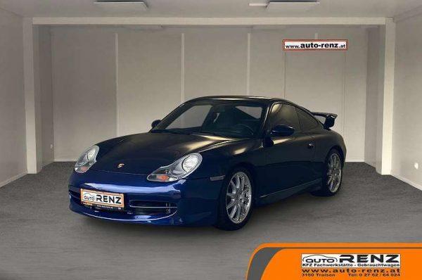 Porsche 911 Carrera Coupé Sportwagen / Coupé bei Auto Renz e.U. Inhaber Leopold Renz in