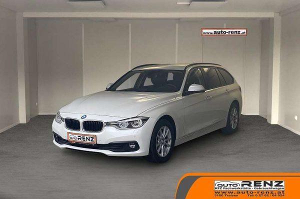 BMW 318 d Touring Advantage Aut. bei Auto Renz e.U. Inhaber Leopold Renz in