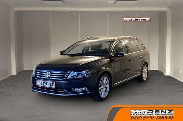Volkswagen Passat Variant Sky BMT 2,0 TDI DSG bei Auto Renz e.U. Inhaber Leopold Renz in