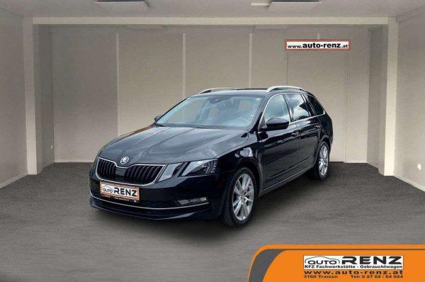 Skoda Octavia Style bei Auto Renz e.U. Inhaber Leopold Renz in