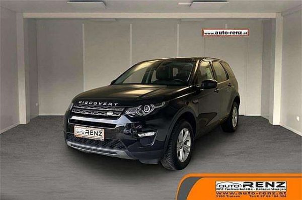 Land Rover Discovery Sport 2,0 SD4 4WD SE Aut. bei Auto Renz e.U. Inhaber Leopold Renz in