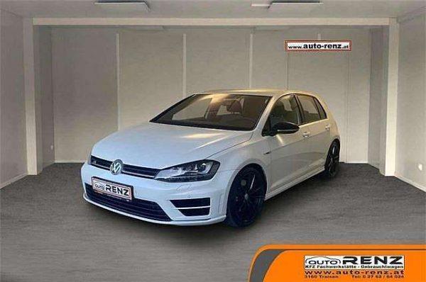 Volkswagen Golf R 2,0 TSI bei Auto Renz e.U. Inhaber Leopold Renz in