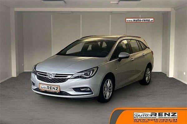 Opel Astra ST 1,6 CDTI Österreich Edition St./St. bei Auto Renz e.U. Inhaber Leopold Renz in