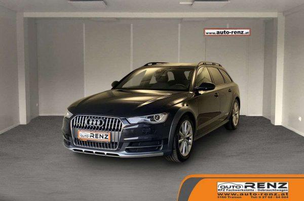 Audi A6 allroad 3.0 TDI, Werksgarantie bis 12/2021 bei Auto Renz e.U. Inhaber Leopold Renz in