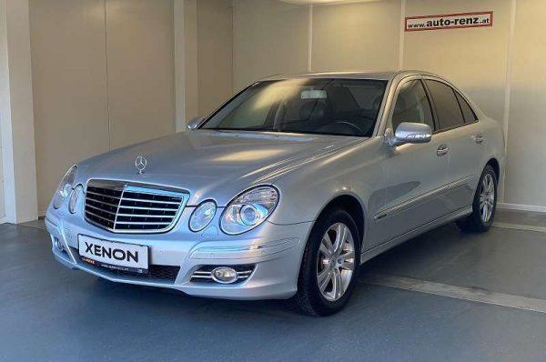 Mercedes-Benz E 320 Avantgarde 4MATIC CDI Aut. bei Auto Renz e.U. Inhaber Leopold Renz in