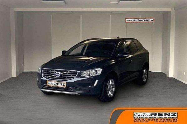 Volvo XC60 D4 Kinetic AWD bei Auto Renz e.U. Inhaber Leopold Renz in