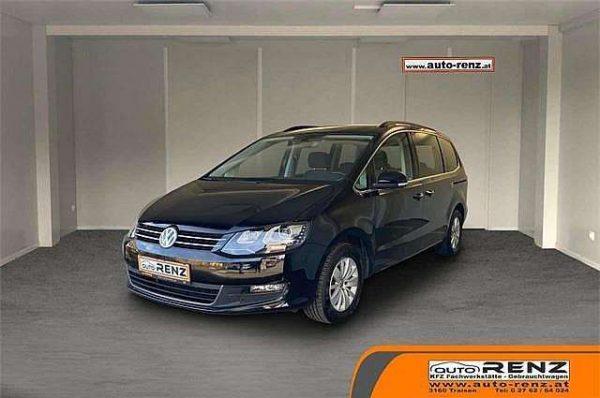 Volkswagen Sharan Business SCR 2,0 TDI DSG bei Auto Renz e.U. Inhaber Leopold Renz in