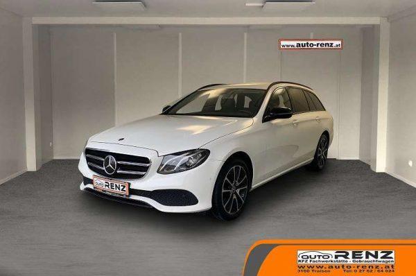 Mercedes-Benz E 220 d T Avantgarde Aut. bei Auto Renz e.U. Inhaber Leopold Renz in