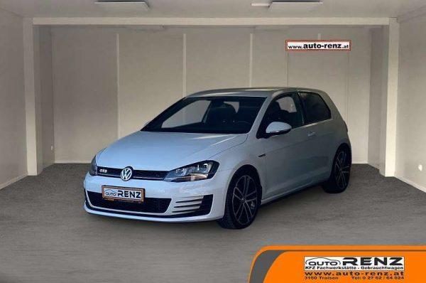 Volkswagen Golf GTD 2,0 TDI DSG bei Auto Renz e.U. Inhaber Leopold Renz in