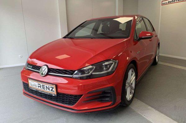 Volkswagen Golf GTD AHK, Virtuelles Cockpit, Navi,… bei Auto Renz e.U. Inhaber Leopold Renz in