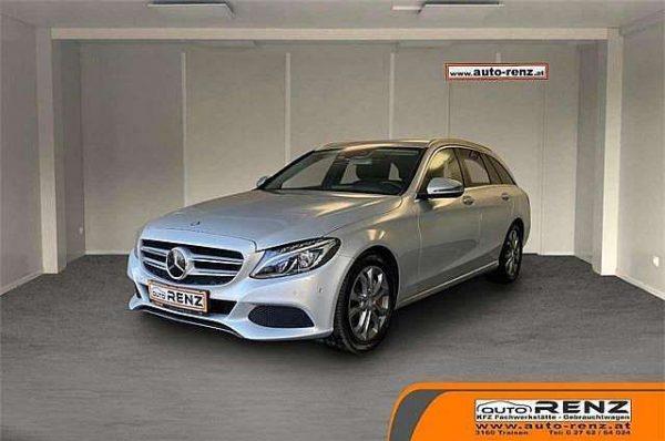 Mercedes-Benz C 300 Avantgarde, Hybrid,Head-up, LED, Navi bei Auto Renz e.U. Inhaber Leopold Renz in