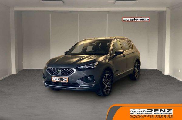 SEAT Tarraco 2,0 TDI Xcellence DSG 4Drive bei Auto Renz e.U. Inhaber Leopold Renz in