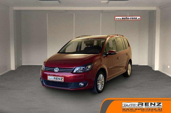 Volkswagen Touran Karat 1,6 BMT TDI DSG, AHK, Xenon, … bei Auto Renz e.U. Inhaber Leopold Renz in