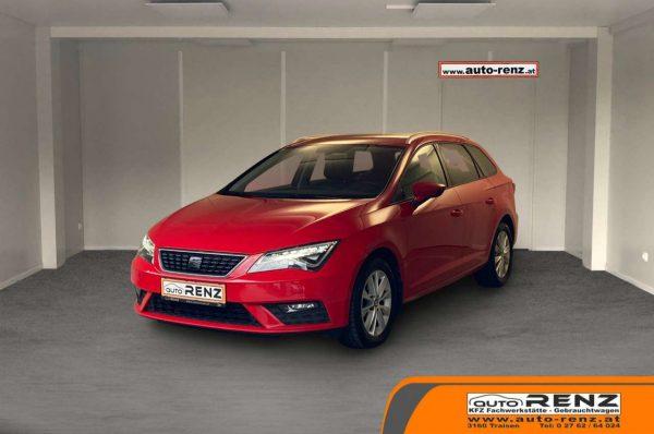 SEAT Leon ST Style 1,6 TDI Start-Stopp bei Auto Renz e.U. Inhaber Leopold Renz in