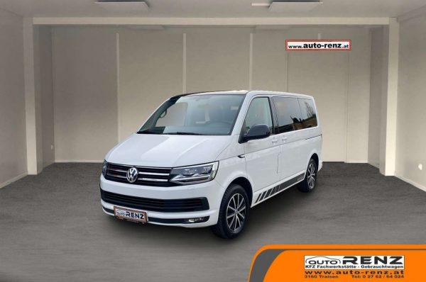 Volkswagen T6 Multivan Edition, LED, bei Auto Renz e.U. Inhaber Leopold Renz in