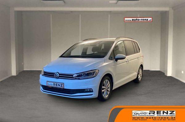 Volkswagen Touran Comfortline 2,0 LED, AHK, Navi, … bei Auto Renz e.U. Inhaber Leopold Renz in