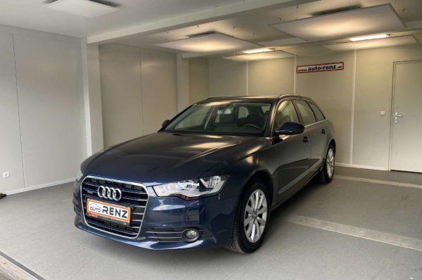 Audi A6 Avant 3,0 TDI quattro DPF S-tronic bei Auto Renz e.U. Inhaber Leopold Renz in