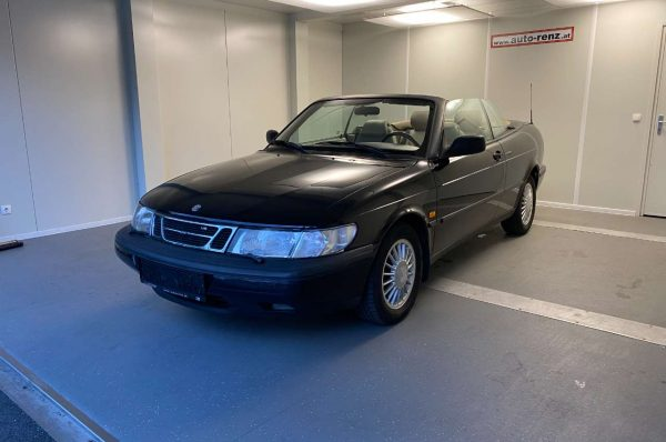 Saab 900 Cabrio 2,5 SE V6 Aut. bei Auto Renz e.U. Inhaber Leopold Renz in