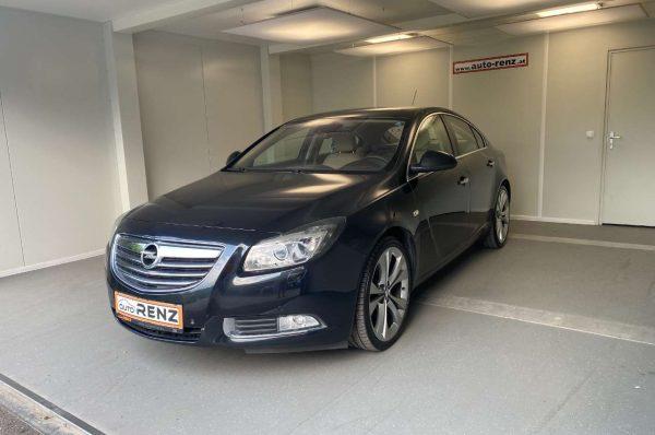 Opel Insignia 2,0 Cosmo CDTI Ecotec bei Auto Renz e.U. Inhaber Leopold Renz in