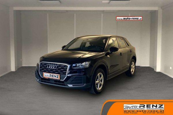 Audi Q2 1,0 TFSI Sport bei Auto Renz e.U. Inhaber Leopold Renz in