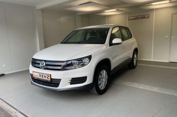 Volkswagen Tiguan 1,4 TSI 4Motion bei Auto Renz e.U. Inhaber Leopold Renz in