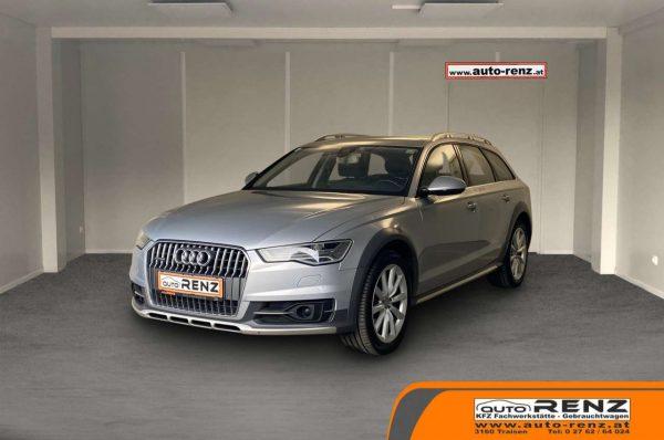 Audi A6 allroad 3.0 TDI, Top Ausstattung! Nachtsicht! bei Auto Renz e.U. Inhaber Leopold Renz in
