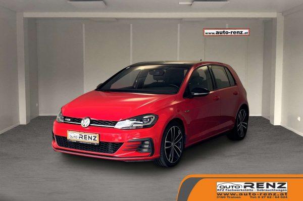 Volkswagen Golf GTD, Virtuelles Cockpit, Navi, AHK,… bei Auto Renz e.U. Inhaber Leopold Renz in
